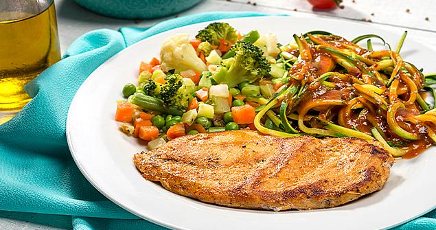 dicas de pratos saudáveis que vão te ajudar emagrecer
