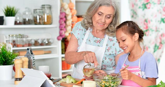 Cozinhar é um ato de amor, e quem ama cozinhar: seu lugar é no QG Jeitinho Caseiro