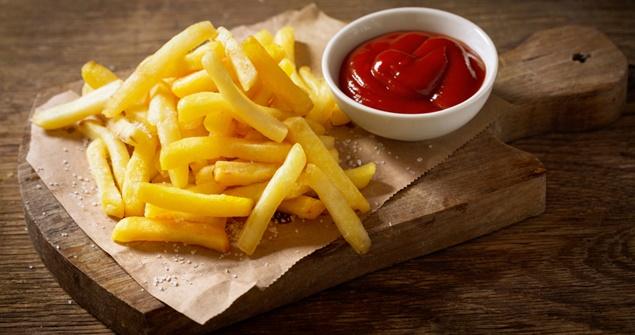 curiosidades sobre a batata frita