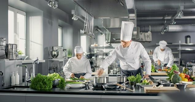 cozinha restaurante
